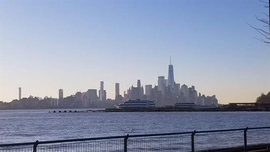 New York Skyline - distant
