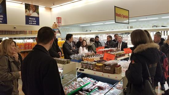 Retail Tour - Fairway Market
