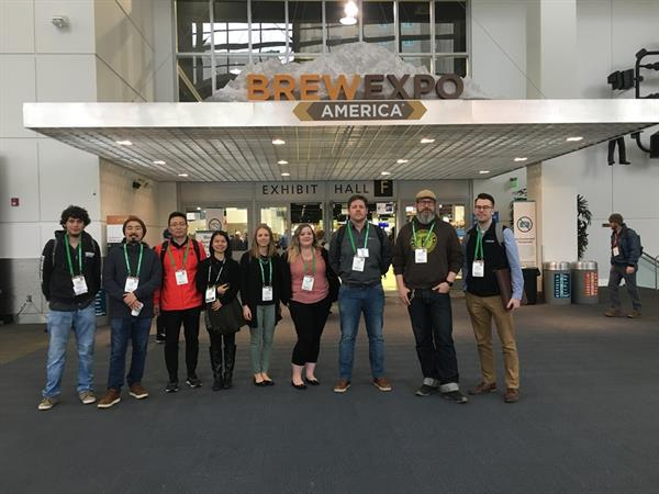 BM Brew Expo - Group Photo