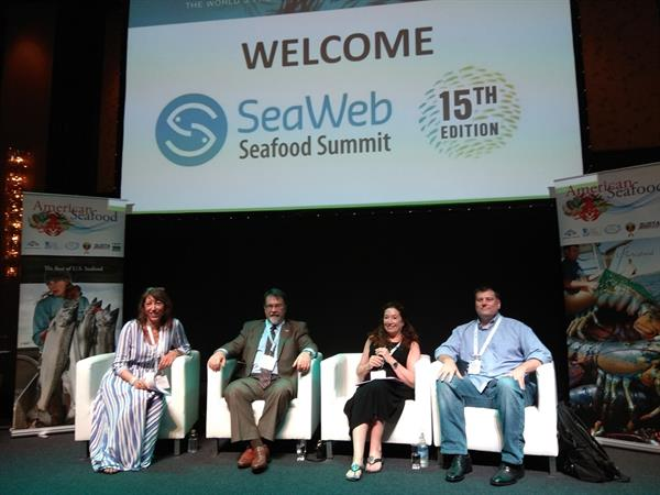 Seaweb Summit - Speaker Panel 2