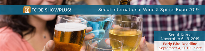 Seoul International Wine and Spirits Expo