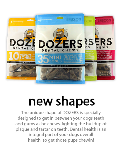 Dozers Dental Chews Gains New Export Opportunity in New Zealand