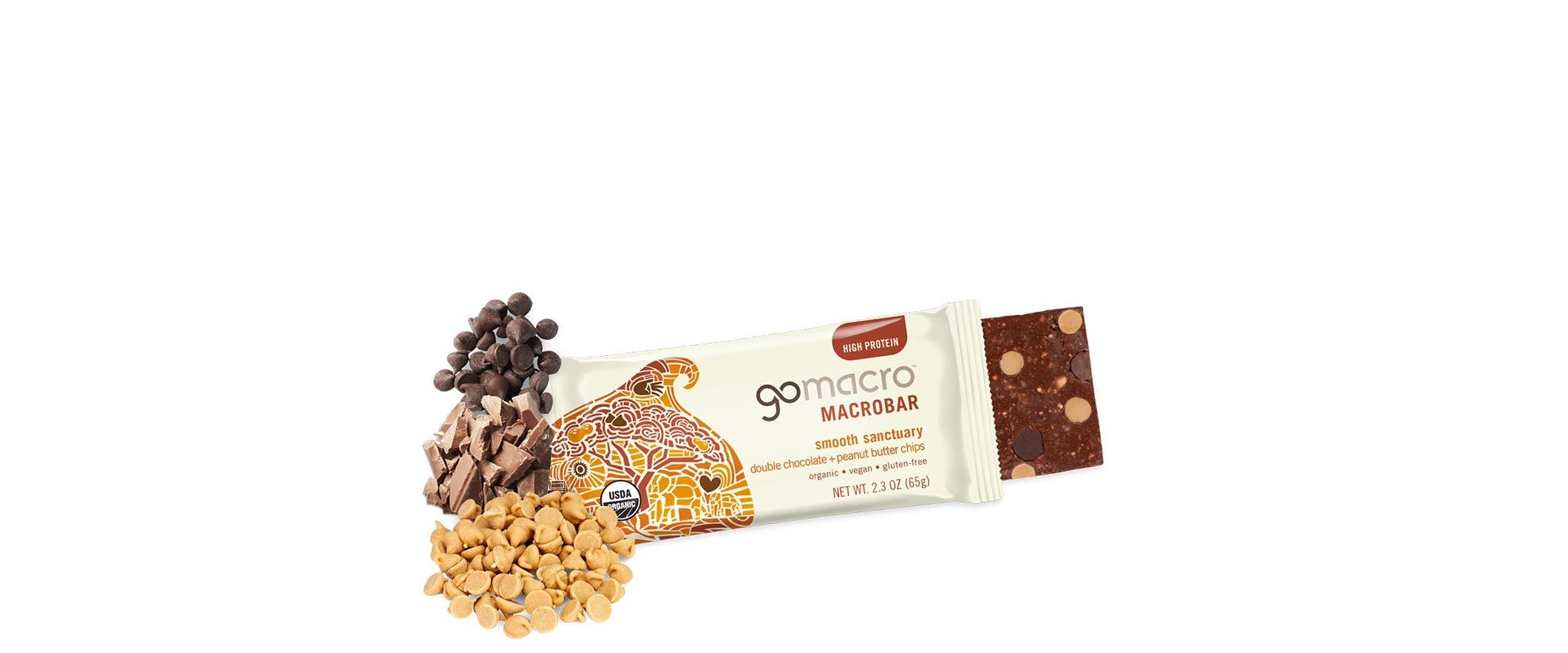 Plant-Based Snack Bar Supplier Utilizes Online Product Catalog to Gain Exports