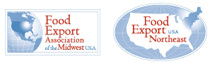 Food Export-Midwest and Food Export-Northeast