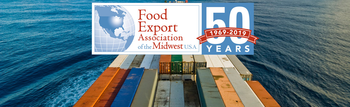 Food Export Midwest 50th