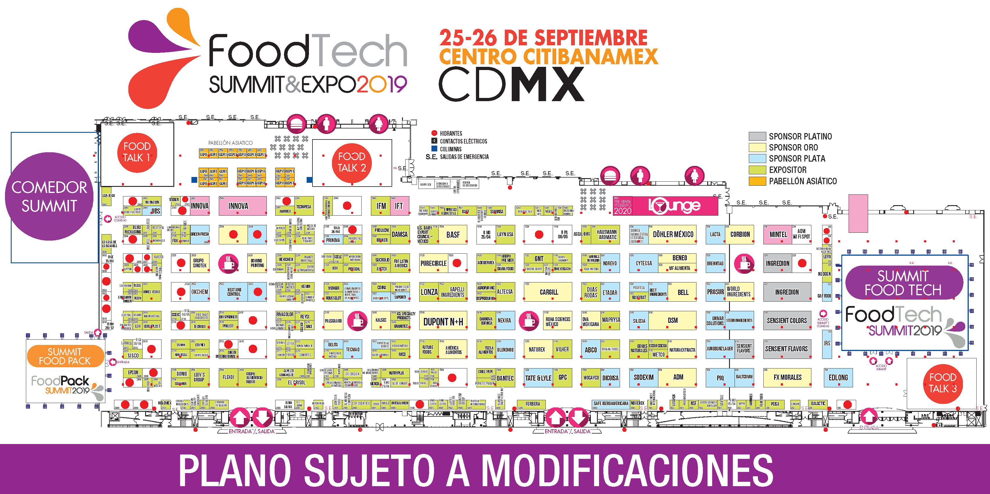 Food Show PLUS! at Food Tech Summit & Expo 2019
