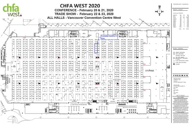 2020 CHFA West Floor Plan